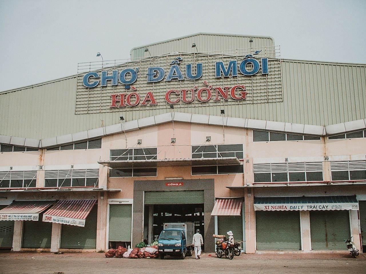 CHO DAU MOI