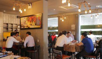Sôi động cafe mở bán Căn hộ Minh Trần House 2/9