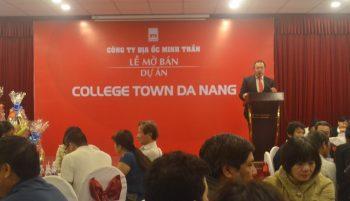 Mở bán dự án College Town đầu năm 2017