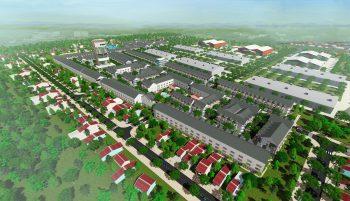 Asia Village – Đô thị ven sông Cổ Cò hội tụ nhiều tiềm năng nổi bật.