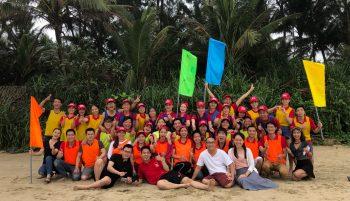 Hừng hực khí thế Lễ ra quân dự án Asia Village
