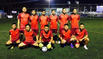 Minh Trần – Những bàn chân vàng trên sân cỏ Vars Cup 2018 khu vực miền Trung
