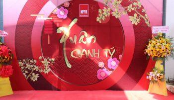 Minh Trần – Vui hết mình với buổi tổng kết năm Kỷ Hợi 2019