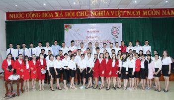 Tổng kết chặng đường 2017 của Địa Ốc Minh Trần