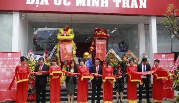 Những khoảnh khắc đáng nhớ tại Lễ khai trương Văn phòng đại diện Địa Ốc Minh Trần