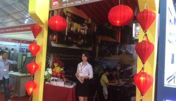 Dự án Time Hội An tại Bất động sản du lịch tại Viet Build Hà Nội 2016